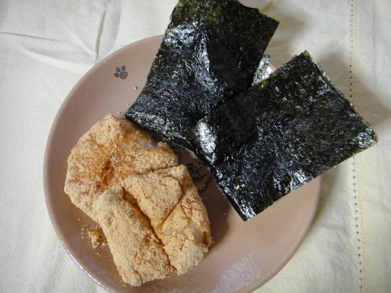 磯部&あべ川餅